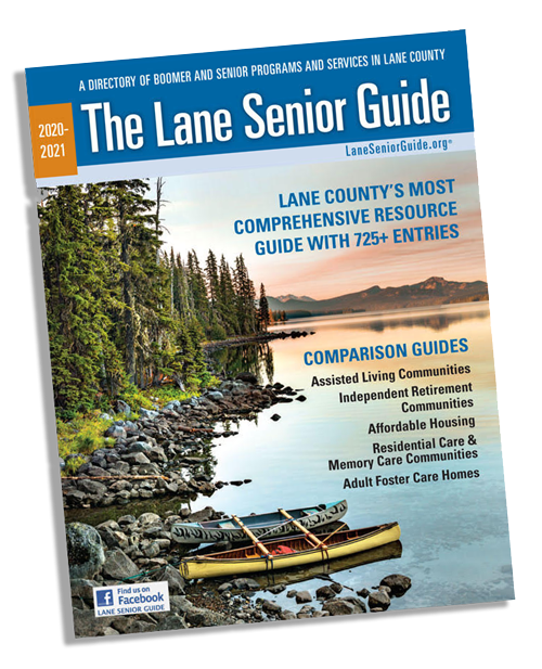 2020 Lane Senior Guide cover